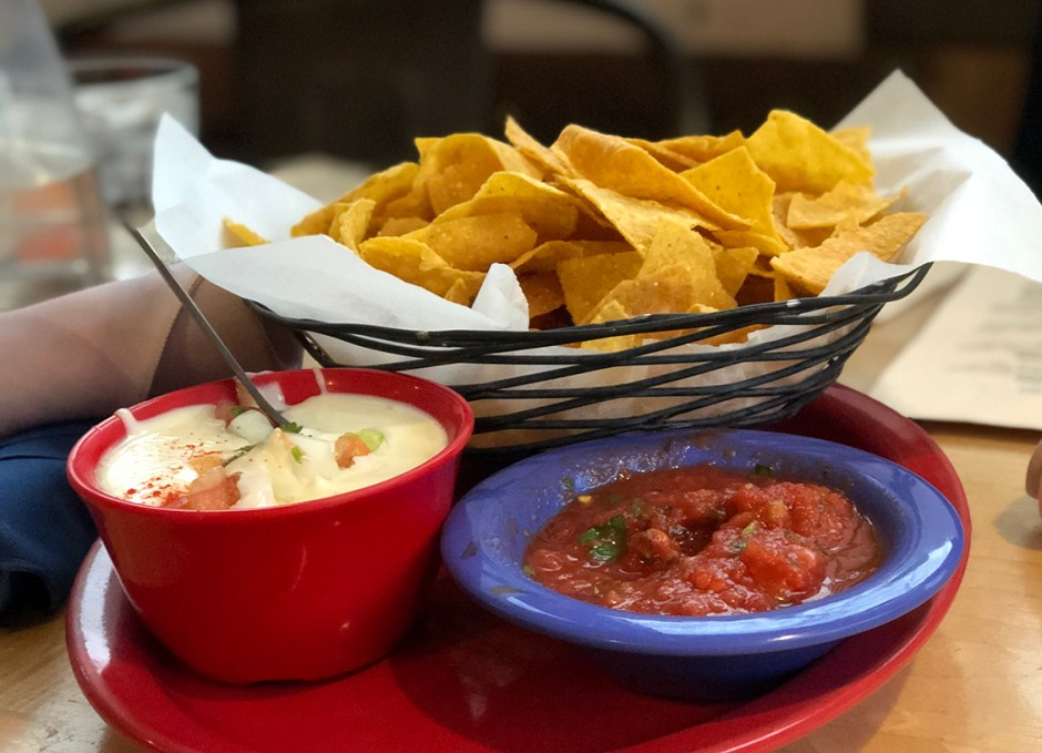 eds cantina chips salsa