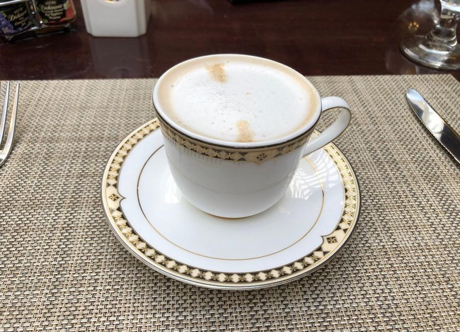 barons latte