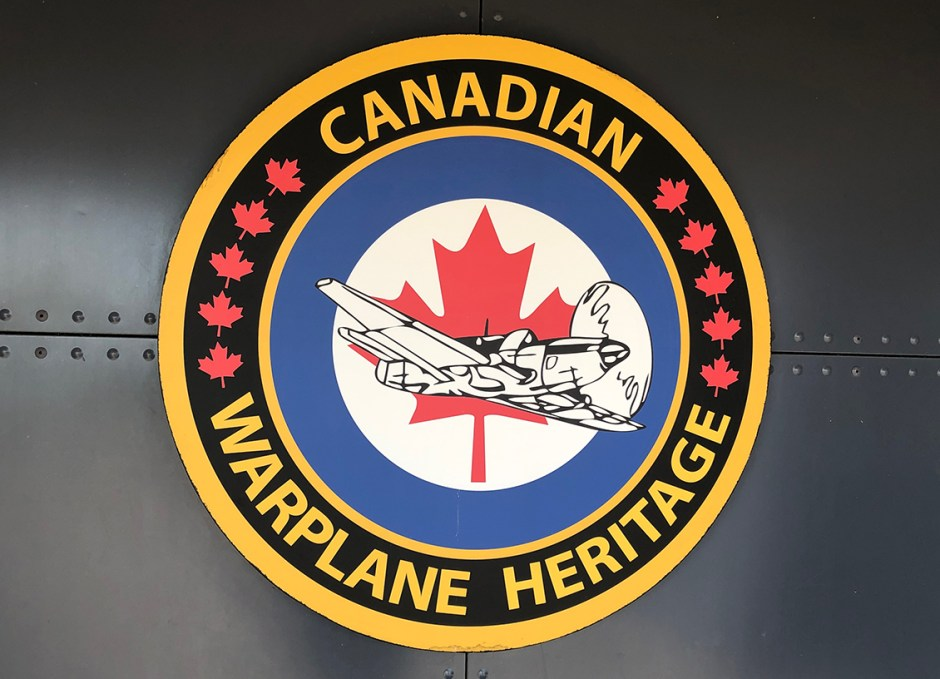 hamilton canadian warplane heritage museum