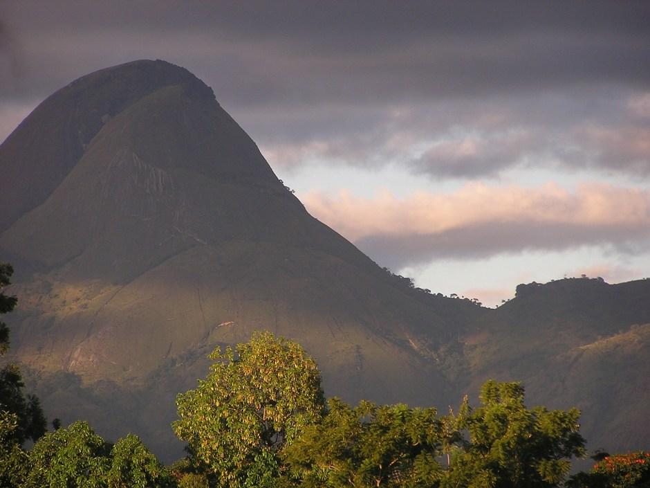 mozambique mountains africa