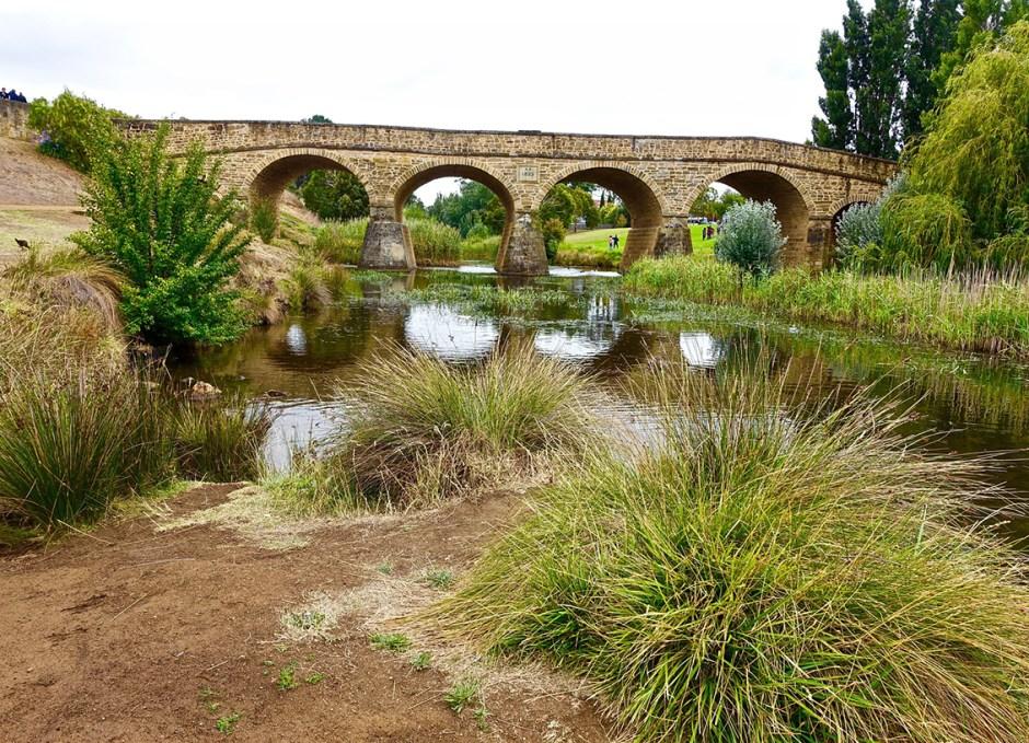 Tasmania Richmond Bridge