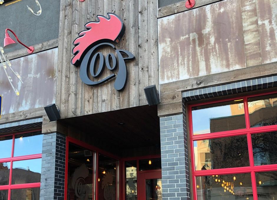 the coop wicked chicken burlington feature