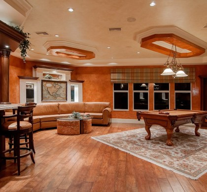 Never Underestimate The Benefits Of A Man Cave