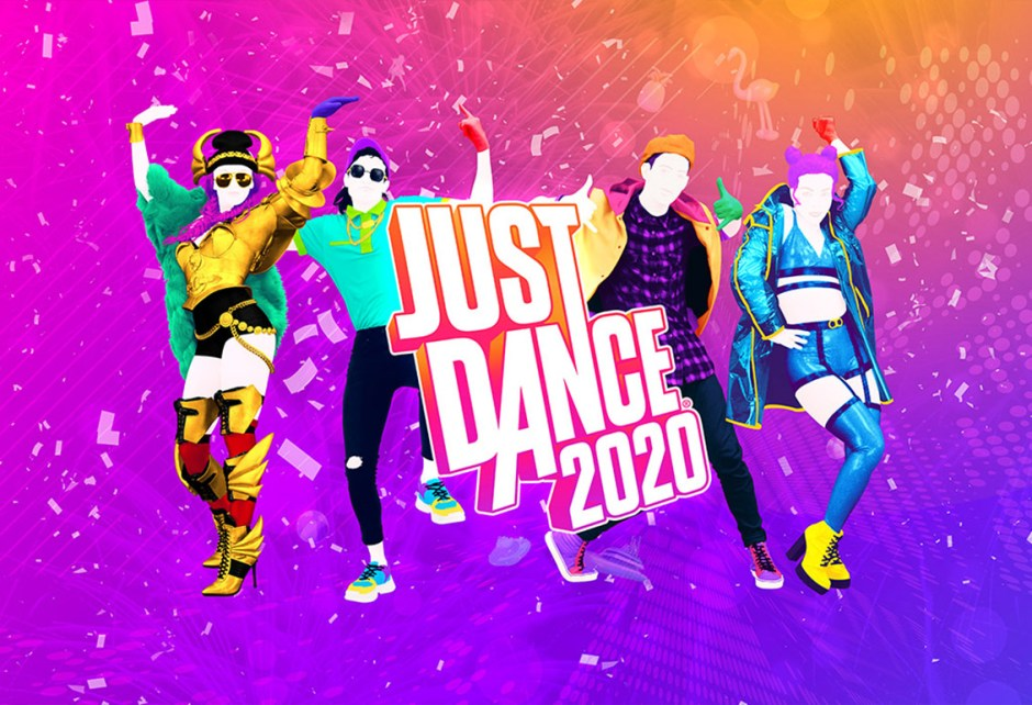 Just Dance video games good for mind and body