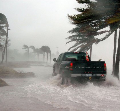 Cleaning Your House After a Bad Hurricane