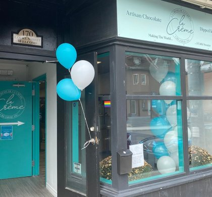 La Crème de la Crème Opens a Second Location in Hamilton!