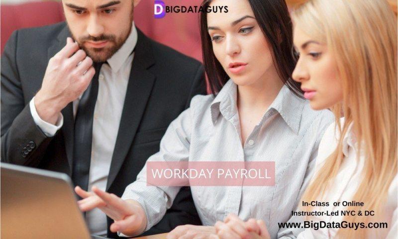 workday payroll Training