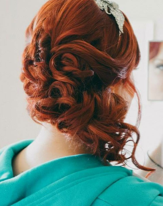 Mobile Wedding Hairdresser And Makeup Artist Berkshire Wedding And Bridal Hairstyle Ideas