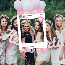 Hen & Stag Party Frames
