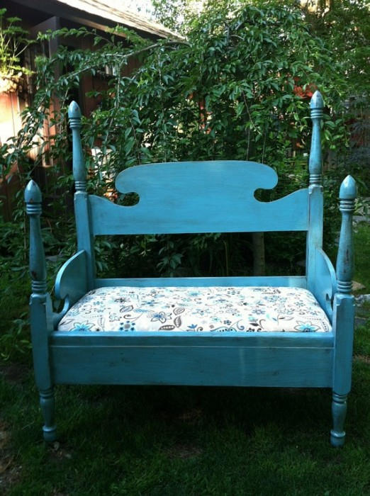 how to recycle my sofa cheap corner bed 32 new upcycled diy ideas for old headboards headboard furniture