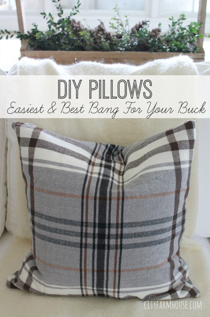 40 DIY Ideas for Decorative Throw Pillows  Cases