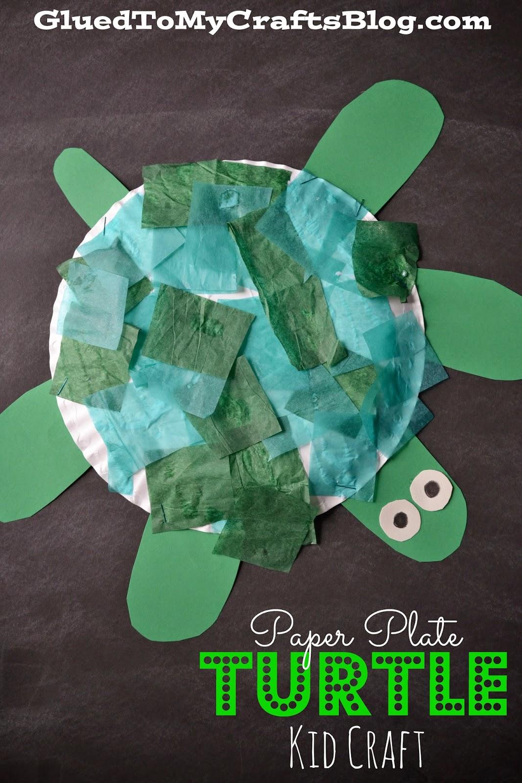 40 Fun and Fantastic Paper Plate Crafts