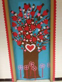 Door Decoration & Our Version Of A Thanksgiving Door