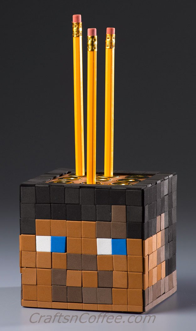 40 Minecraft DIY Crafts  Party Ideas