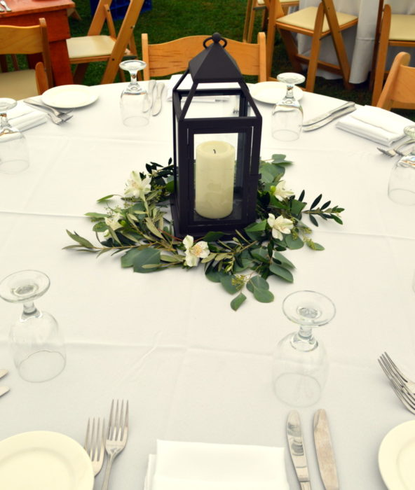 easy centerpieces for weddings