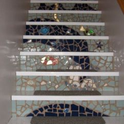Kitchen Backsplash Glass Tiles Marble Counters 40 Diy Mosaic Design Ideas With Tile, Rocks And