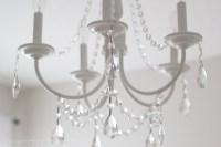 DIY Crystal Chandeliers - BigDIYIdeas.com