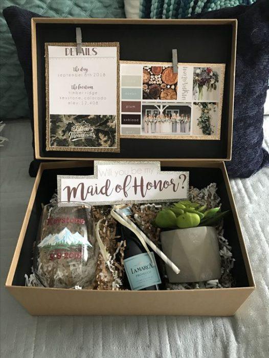 wedding present ideas from
