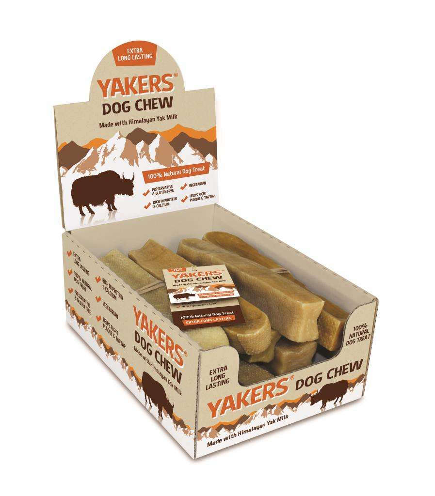 yakers extra large dog chew