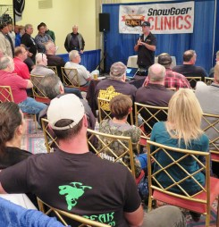 Snow Goer Clinic Seminars