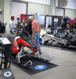 See The New Snowmobiles