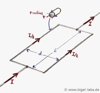 Discharge behavior of capacitor banks