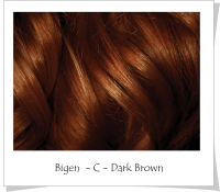 Bigen Powder Hair Color.Bigen Permanent Powder Hair Color ...