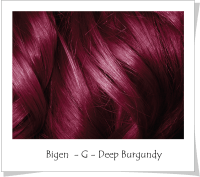 Bigenca Powder Hair Color Of Bigen Hair Dye Color Chart ...
