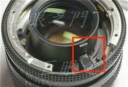 Contax 50mm f1.7 鏡頭改 Pentax 自動縮光圈 K 接環