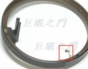 Carl Zeiss Jena Flektogon 35mm f2.4 光圈修理