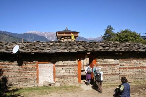 hindistan himalayaları
