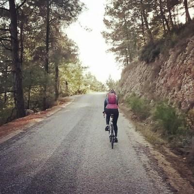 akyaka bisiklet turu