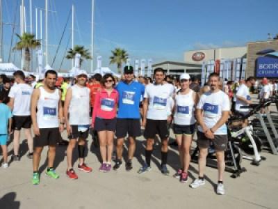 bodrum koşu yarışı