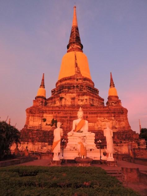 ayutthaya günbatımı