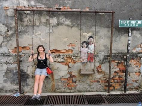 georgetown duvar resimleri