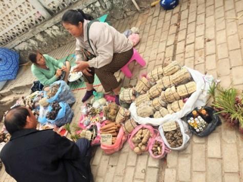 vientiane pazarı