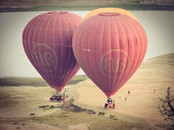 bagan balon turu