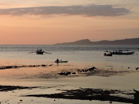 puerto galera gün batımı