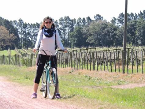 uruguay bisiklet turu
