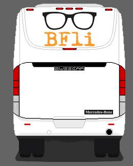 Big Family logo bus