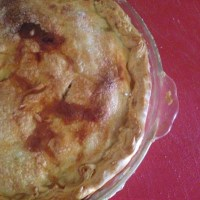 Apple Pie - Easy Pastry Option