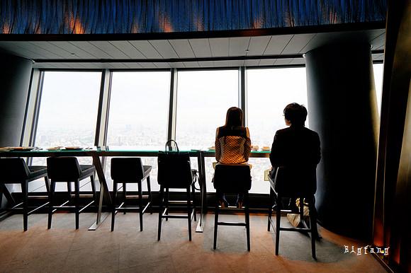 [東京晴空塔美食] Sky Restaurant 634 @ 345公尺高空享用浪漫的頂級美食饗宴 + 超棒超美的東京夜景~ 樂活的大方 ...