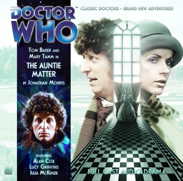Fourth Doctor and Romana Cover Revealed News Big Finish