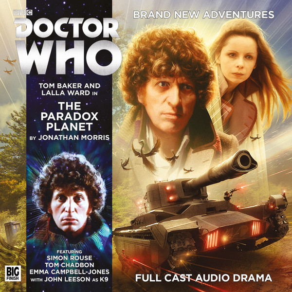 503 The Paradox Planet  Doctor Who  Fourth Doctor