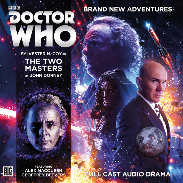 Doctor Who: The Two Masters Cover