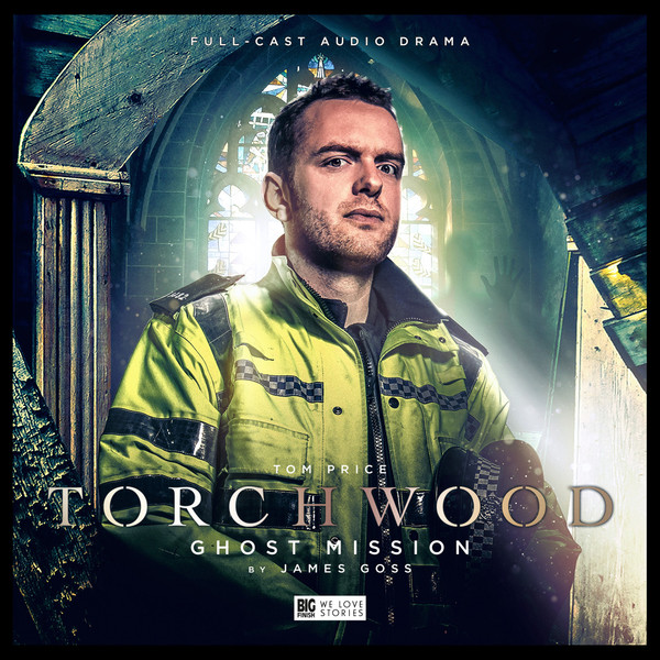 Torchwood: Ghost Mission 2.3 Cover