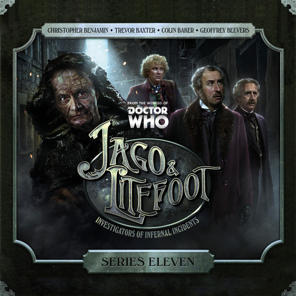 Doctor Who: Jago & Litefoot Series 11 Cover