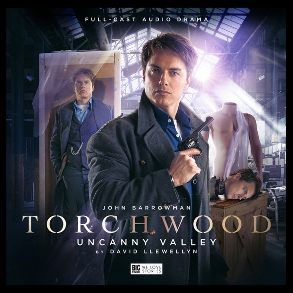 Torchwood: Uncanny Valley 1.5 Cover