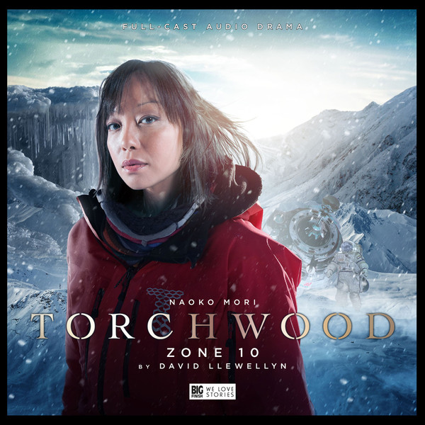 Torchwood: Zone 10 2.2 Cover