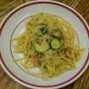 Recipe: Mary Anne's Fettuccini Zucchini (Vegan)